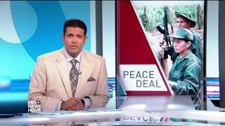 Download Peace accord between Colombia and FARC would end world's longest conflict Video