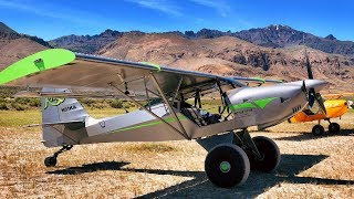 Download This Kitfox is a BEAST! - Rotax 915iS 141hp Turbocharged Fuel Injected Monster Video