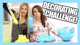 Download Cake Decorating Challenge with Ro | Nerdy Nummies | iJustine Video