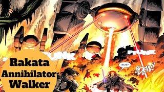 The Riot Control Walker - AT-RCT - All Terrain Riot Control Walker