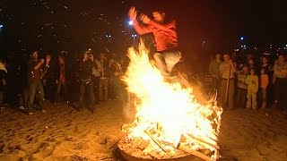 Download Visiting with Huell Howser: Persian Festival of Fire Video