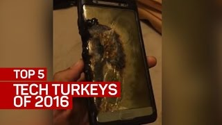Download Top 5 tech turkeys of 2016 Video