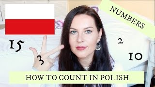 Download HOW TO COUNT IN POLISH + NUMBERS // ItsEwelina Video