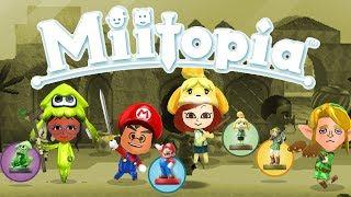 Download Miitopia - Unlocking amiibo Costumes Video