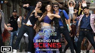Download Machine Diaries | Behind The Scenes | The Zingaat Moves | Mustafa | Kiara Advani Video