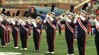 Download Marching Illini Halftime Show: Senior Highlights | November 19, 2016 Video