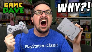 Download Why Did I Buy the PlayStation Classic?! | Game Dave Video