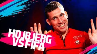 Download Which Southampton player is FASTER than Robben and Ribery?! | Pierre-Emile Hojbjerg vs FIFA 19 Video