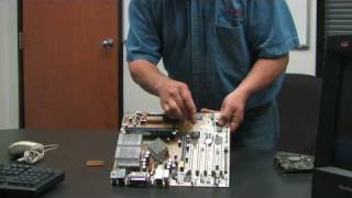 Download Computer Hardware Information : How Do Computer Chips Work? Video