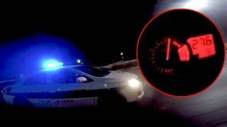 Download BIKERS RUNNING FROM POLICE | 250+ km/h POLICE CHASE | POLICE vs BIKERS Video