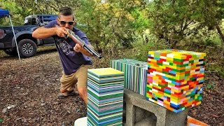 Download LEGOS... Are They BULLET PROOF?!?! Video