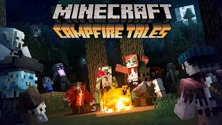 Download Minecraft Campfire Tales Skin Pack Video
