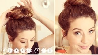 Download How To: Messy Bun | Zoella Video
