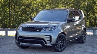 Download 2017 Land Rover Discovery – Driven Video