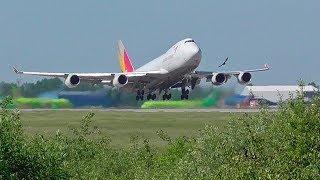Download Боинг 747 словил козла! - Скоростное отделение / Домодедово 2019 Video