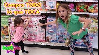 Download LE COMPRO A MARTINA TODO LO QUE TOCA! GASTO MUCHO DINERO 😱 LO QUIERE TODO Video