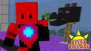 Download Minecraft - BLITZVILLAGE - Episode 23 - Hulk's Bedroom! Video