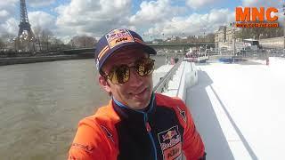 Download Interview MNC : Johann Zarco maintient son objectif de Top 10 en MotoGP Video