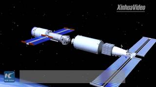 Download Nine int'l experiments accepted aboard China Space Station Video