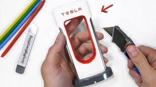 Download A Tesla Supercharger for Smartphones?! Video