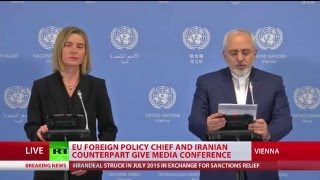 Download 'Kept nuclear promises' - UN watchdog final report paves way for Iran sanctions relief Video