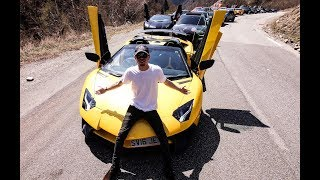 Download 21 Year Old's $10,000,000 Driveway! Video