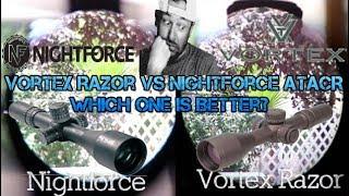 Download Nightforce ATACR vs. Vortex Razor HD Gen 2. Which scope is better? Video