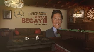 Download Golf Channel's Notah Begay Talks Tiger Woods & More w/Dan Patrick | Full Interview | 3/19/18 Video