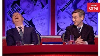 Download Jacob Rees-Mogg on May vs Johnson - Have I Got News for You 2016: Episode 9 - BBC One Video