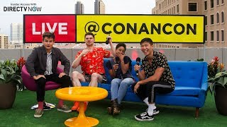 Download LIVE @ConanCon: Day Four Video