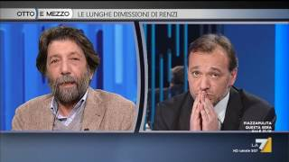 Download Otto e mezzo - Le lunghe dimissioni di Renzi (Puntata 05/12/2016) Video