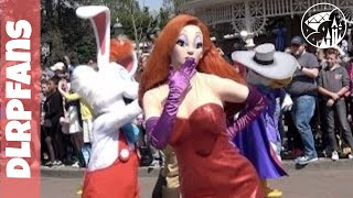 Download Most Disney Characters ever in a Parade at Disneyland Paris 25th Grand Cavalcade in 4K Video