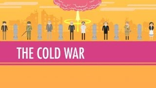 Download USA vs USSR Fight! The Cold War: Crash Course World History #39 Video