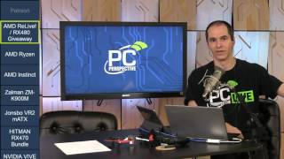 Download PC Perspective Podcast 429 - 12/15/16 Video