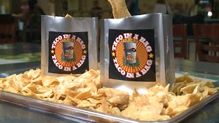 Download Chicago's Best Street Food: Taco In A Bag Video