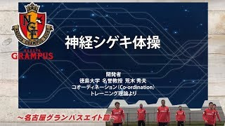Download 神経シゲキ体操 名古屋グランパスエイト篇 Video