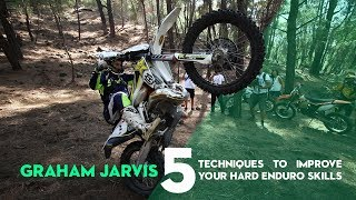 Download Graham Jarvis - 5 Techniques to Improve Your Hard Enduro Skills | RBS2S Video