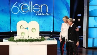 Download Ellen Makes a Wish for Her 60th Birthday Video