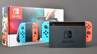 Download Nintendo Switch: Unboxing & Review Video
