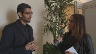 Download Sundar Pichai's morning routine | Code Conference 2016 Video