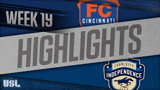 Download HIGHLIGHTS #CINvCLT | 07-14-2018 Video