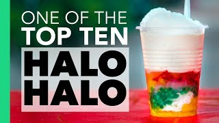 Download One of the TOP TEN HALO HALO in Cebu City!!! Video