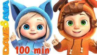 Download One Little Finger   Cartoon Animation Nursery Rhymes & Songs for Children   Dave and Ava Video