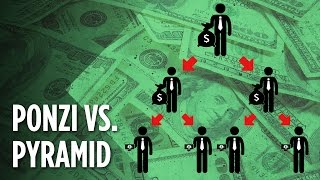 Download Ponzi vs. Pyramid Scheme: What's The Difference? Video