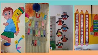Download School decoration ideas || classroom decoration || Video
