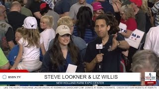 Download FULL EVENT: President Donald J. Trump Rally in Harrisburg, PA 4/29/17 Video