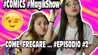 Download Come fregare i genitori ! Episodio #2 #MagikShow #Comics by Marghe Giulia Kawaii Video