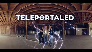Download TELEPORTALED - A VR Sci-Fi Comedy #360Video Video