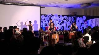 Download Taiko Drums for all generation: Tawoo at TEDxSapporoSalon Video