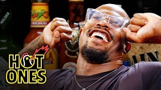 Download Von Miller Geeks Out Over Spicy Wings | Hot Ones Video